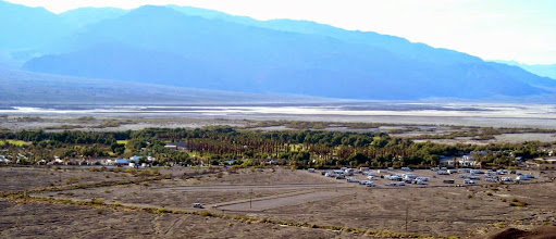 Photo: Furnace Creek Ranch, where we stayed