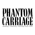 Logo of Phantom Carriage Calamityville W/ Coffee