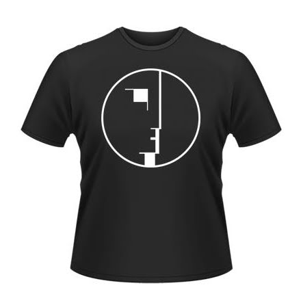 T-Shirt - Logo - Bauhaus