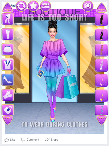 Fashion Model 2020 - Rising Star Girl 1.1 screenshots 13