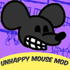 Friday Funny Very Unhappy Mouse