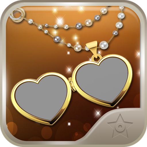 picture locket necklace Frames on Google Play Reviews | Stats