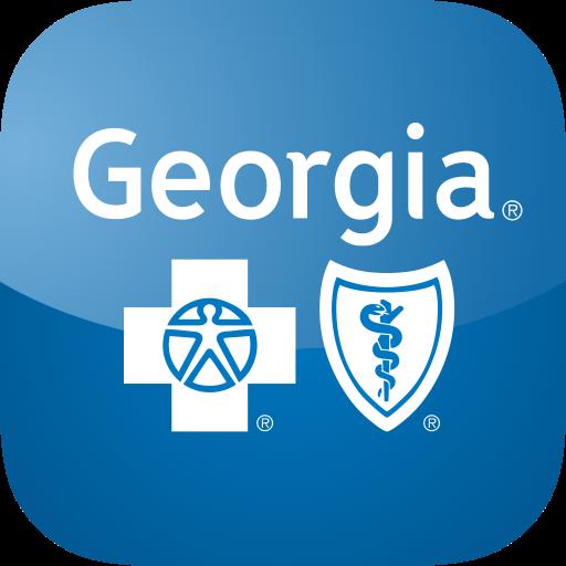 BCBS Georgia Anywhere 醫療 App LOGO-硬是要APP