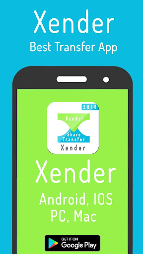 Download New Xender Guide Google Play softwares