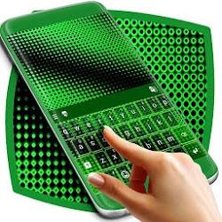 Green Neon Theme for Keyboard