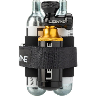 Lezyne CO2 Blaster Inflater and Tubeless Repair Kit with two 20g Cartridges