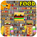 New Fast Food Skins & Cactus Mods For Craft Game icon