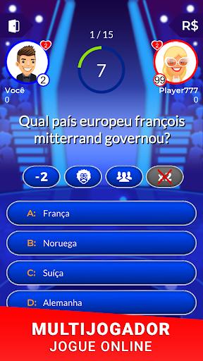 Show do Milionu00e1rio 2019 - Jogo do Bilhu00e3o Online cheat screenshots 1