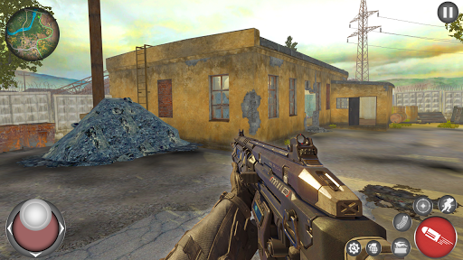 Code Triche Battle Land Call on Duty - FPS Strike OPS Game APK MOD (Astuce) screenshots 3