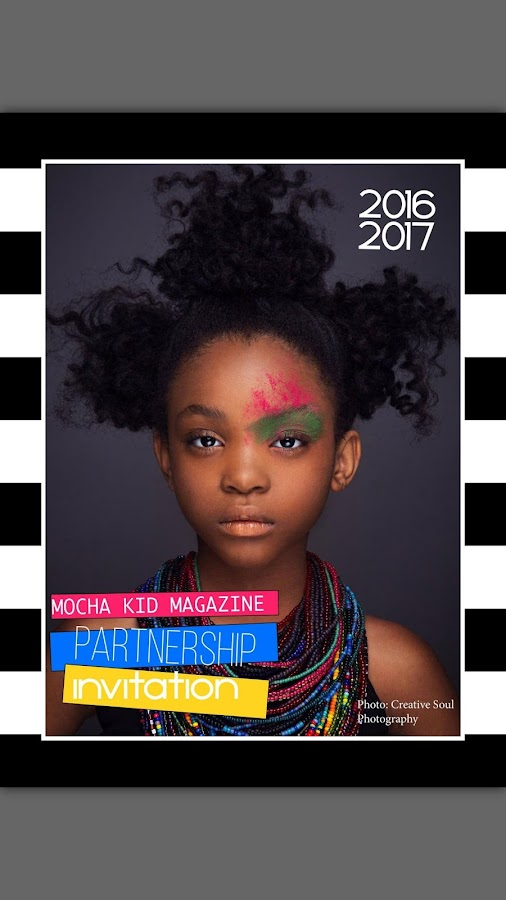 Mocha Kid Magazine- screenshot