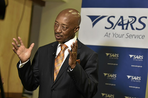 Tom Moyane. Picture: BUSINESS DAY