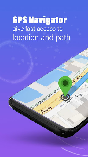 GPS, Maps, Voice Navigation & Directions 2.9 screenshots 1