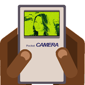 Retro Pocket Game Camera FX