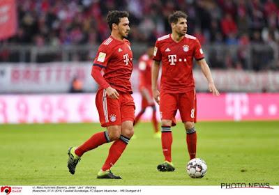 🎥 Grosse surprise au Bayern, Witsel et Dortmund n'en profitent pas