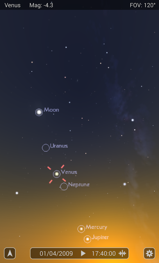 Star rover night sky map android apps on google play star rover night sky map screenshot sciox Gallery