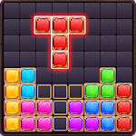 Block Puzzle Jewel Legend Icon