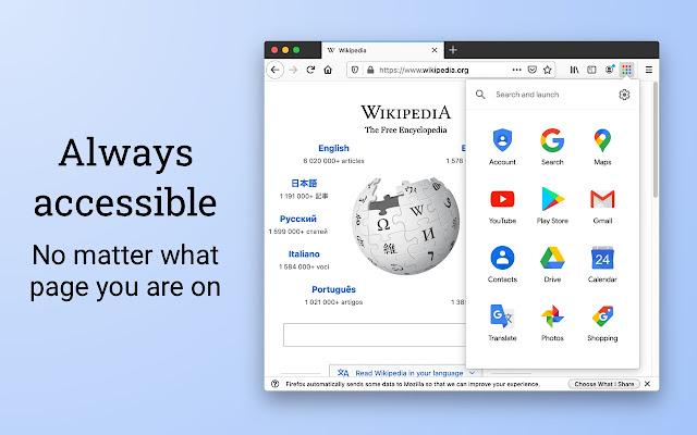 G App Launcher (Customizer for Google™)