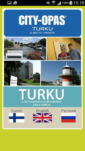 CITY-OPAS Turku Region