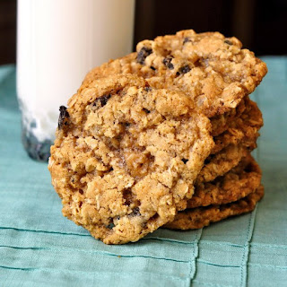 The Best Oatmeal Cookies