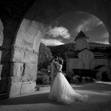 Wedding photographer Bessarion Chakhvadze (Bessarion). Photo of 02.10.2018