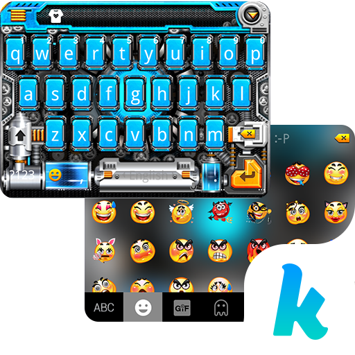 Machine Armor Kika Keyboard