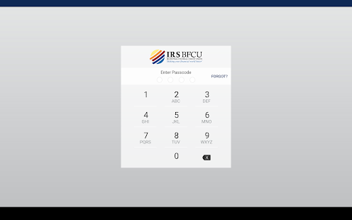 IRSBFCU- screenshot thumbnail