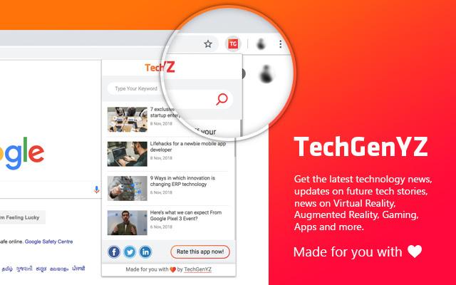 TechGenyz - Technology News, Daily Updates
