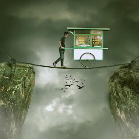 by Muhamad Anshorullah - Digital Art People