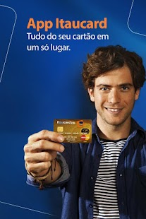 Itaucard Controle seu cartão Ekran Görüntüsü