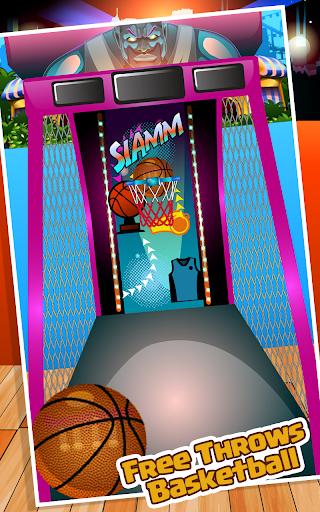 無料体育竞技Appのバスケットボールフリースロー|記事Game
