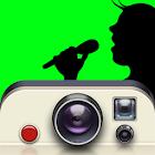 Green Screen Live Video Recording icon