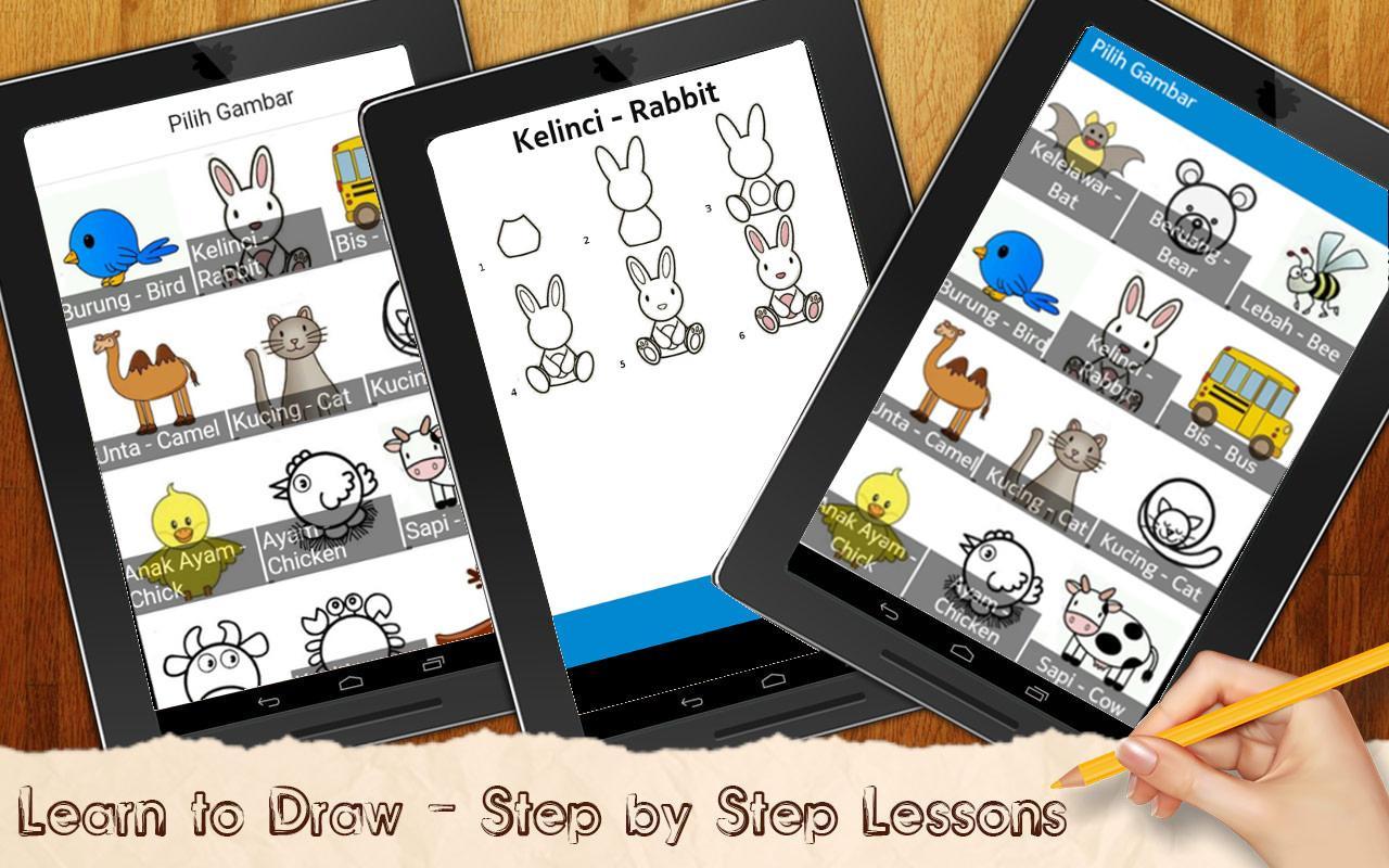 Belajar Menggambar Apl Android Di Google Play