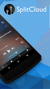 SplitCloud Double Music – Play two songs at once 2