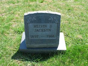 Photo: Jackson, Melvin J.