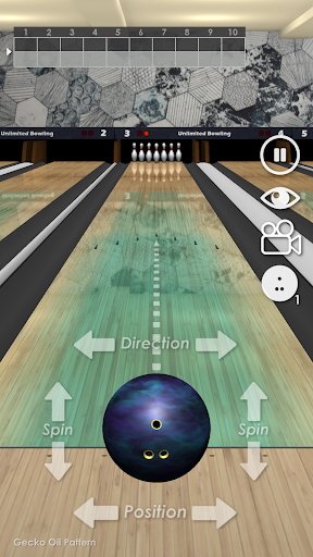Code Triche Unlimited Bowling APK MOD (Astuce) screenshots 1