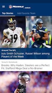 NFL Mobile - náhled