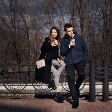Fotografo di matrimoni Roma Savosko (RomanSavosko). Foto del 24.03.2019