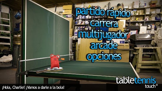 Table Tennis Touch: miniatura de captura de pantalla