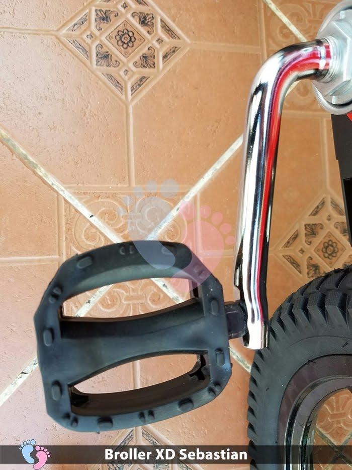 Xe đạp cho bé Broller XD Sebastian 8