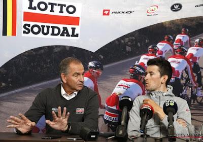 """Geteisterd Lotto-Soudal trekt met dit team naar de Ronde: """"Hopen dat er niets meer gebeurt met Tiesj"""""""