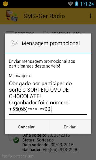 玩通訊App|Sorteio por SMS (PRO)免費|APP試玩