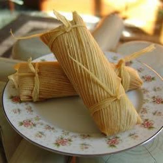 Beef Tamales.
