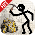 Stickman Craft Survival Simulator icon