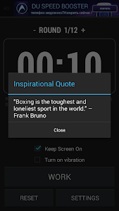 Boxing Interval Timer FREE screenshot 4