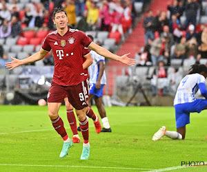 L'incroyable stat de Lewandowski avec le Bayern