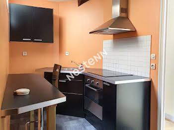 Appartement 2 pièces 50,74 m2