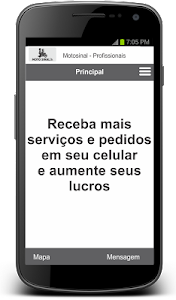 Moto Sinal - Profissional screenshot 1