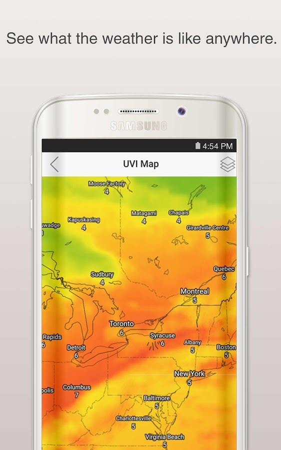 QSun - Sun Safety & UV Index- screenshot