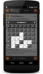 Private DIARY Pro – Personal journal 7.6.7 Mod APK (Unlimited) 3