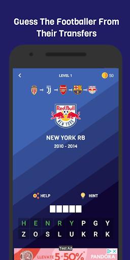 Guess the XXI Football Legend - Player Quiz 2020 1.0.2 screenshots 1